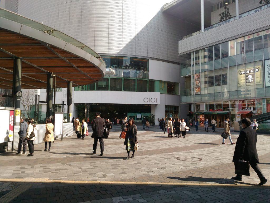 有楽町駅 中央口